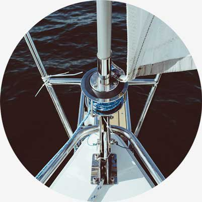 Yacht professionals will cover your needs of works coordination